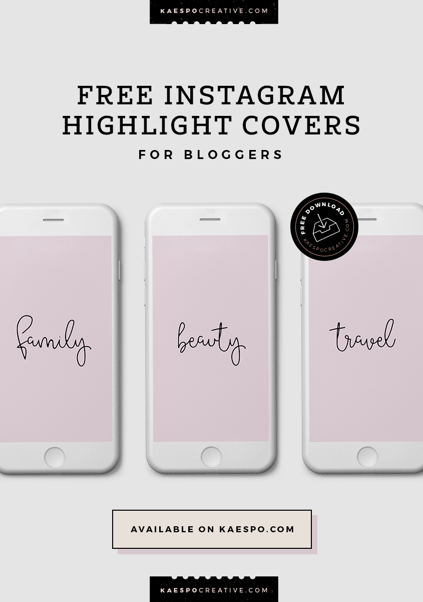 PINTEREST Fun Script Blogger Instagram Highlight Covers 001.jpg