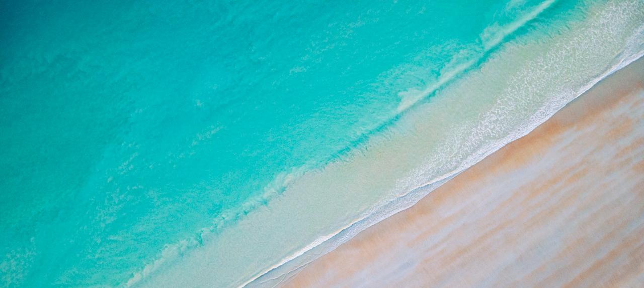 BLUE WASH
