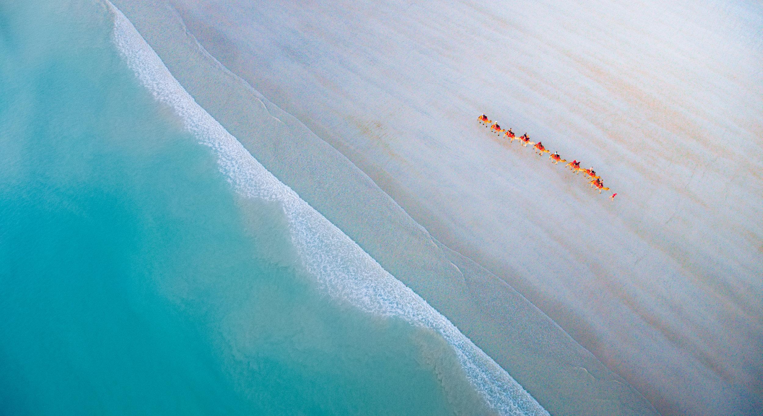 CAMEL BROOME BEACH