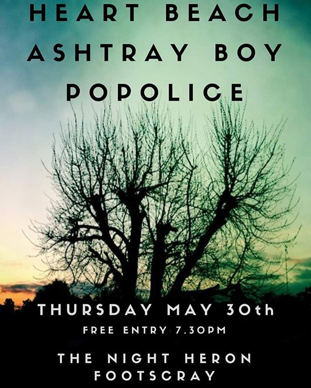 TONIGHT !!! #footscraybaby #footscray #footscraylife #melbournemusic #bands #thursday