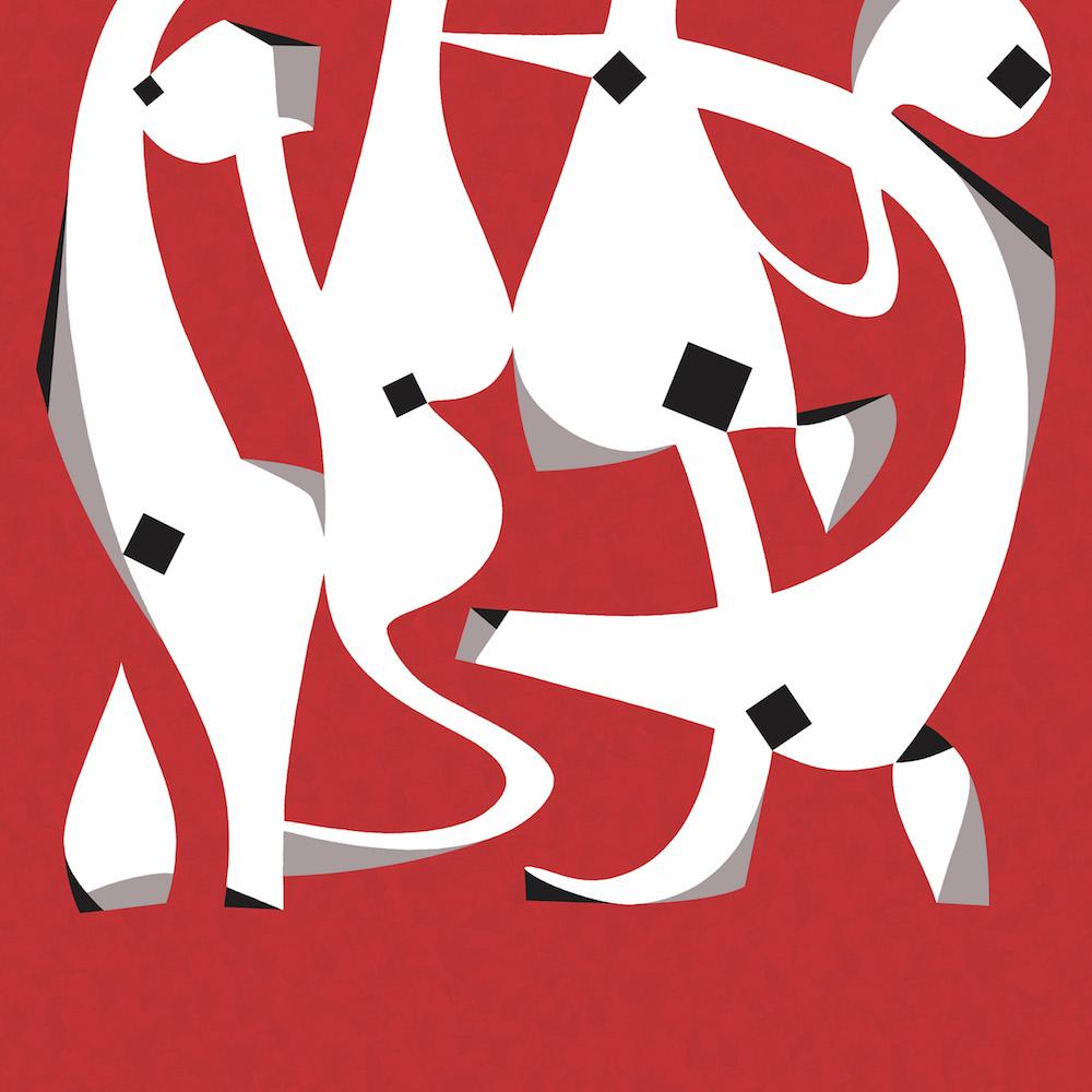 Dancing Figures 3 (click to enlarge)