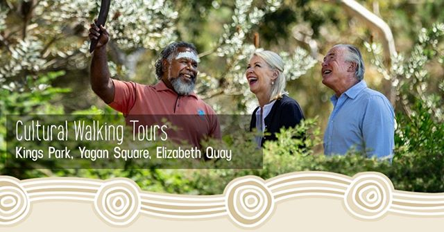 PERTH PROFILE Go Cultural Aboriginal Tours & Experiences 👣 Walt and Meg McGuire share their vast knowledge of Perth's Aboriginal Culture through exciting and engaging walking tours around Perth! We'd love to see Go Cultural activate a space in the city, what do you guys think?