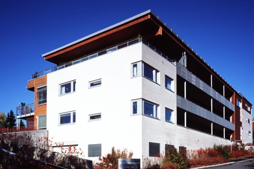 Belsethagen, Bærum