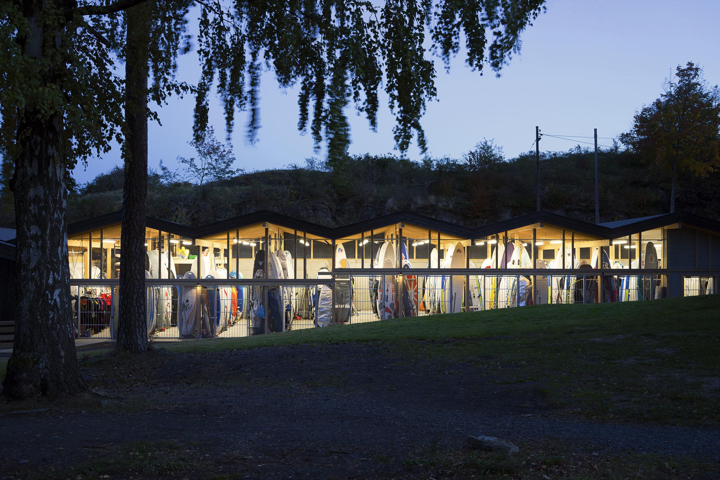 Lysakerfjorden brettseilerklubb