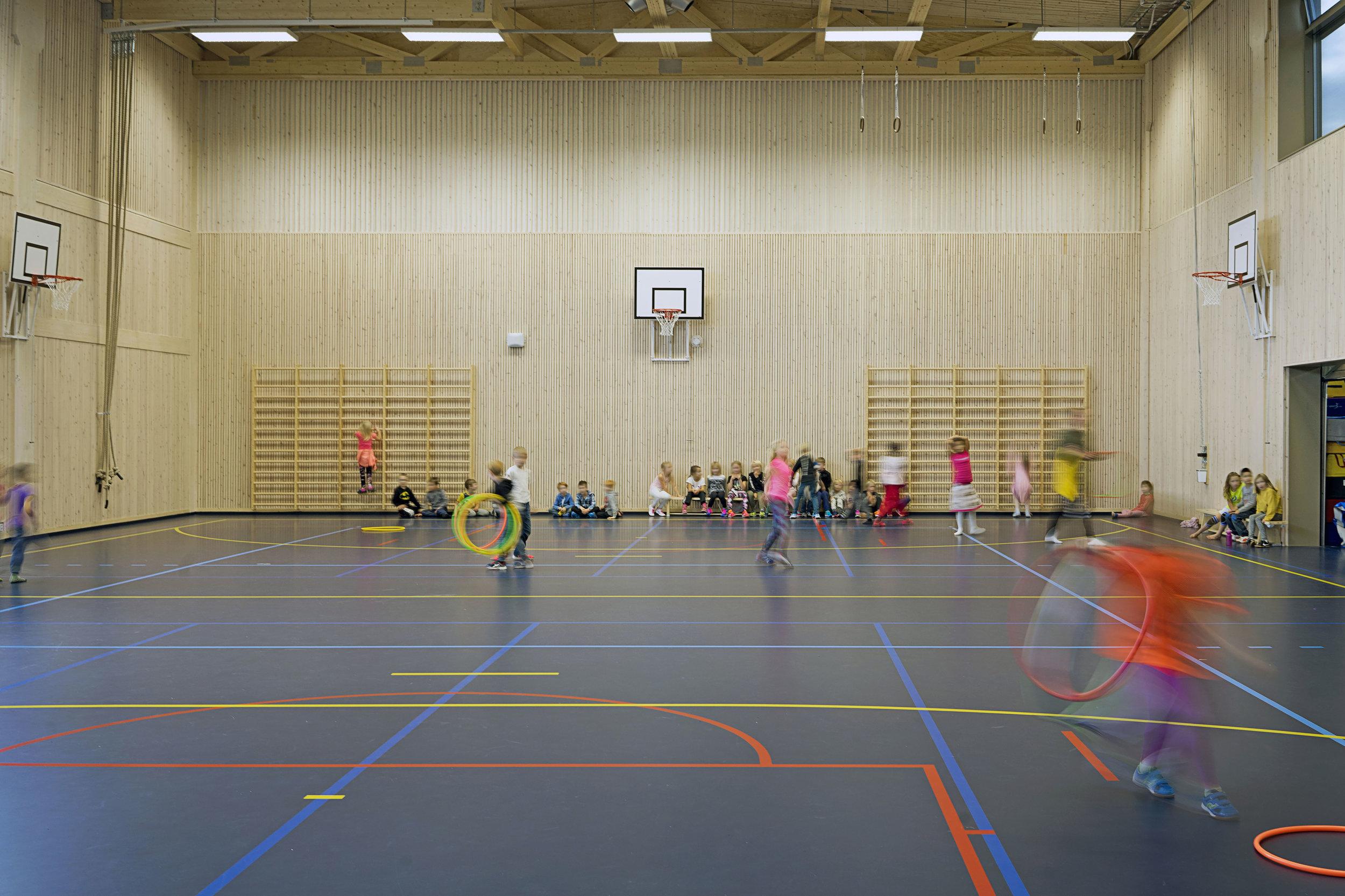 Planforum Arkitekter_Ytre Enebakk skole_Foto Eli Haugen Sandnes_Gymsal.jpg