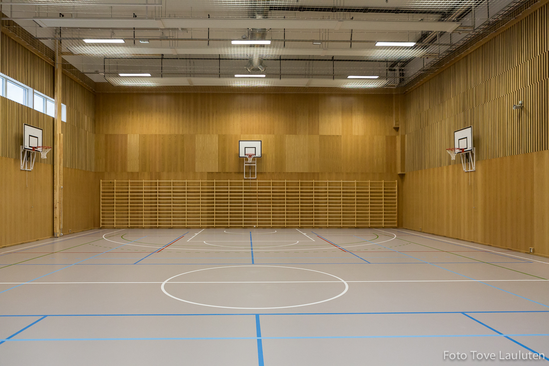 Idrettshall ved Nordseter skole