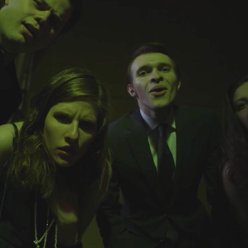 """""""Greenlight"""" – Sci-fi Comedy"""