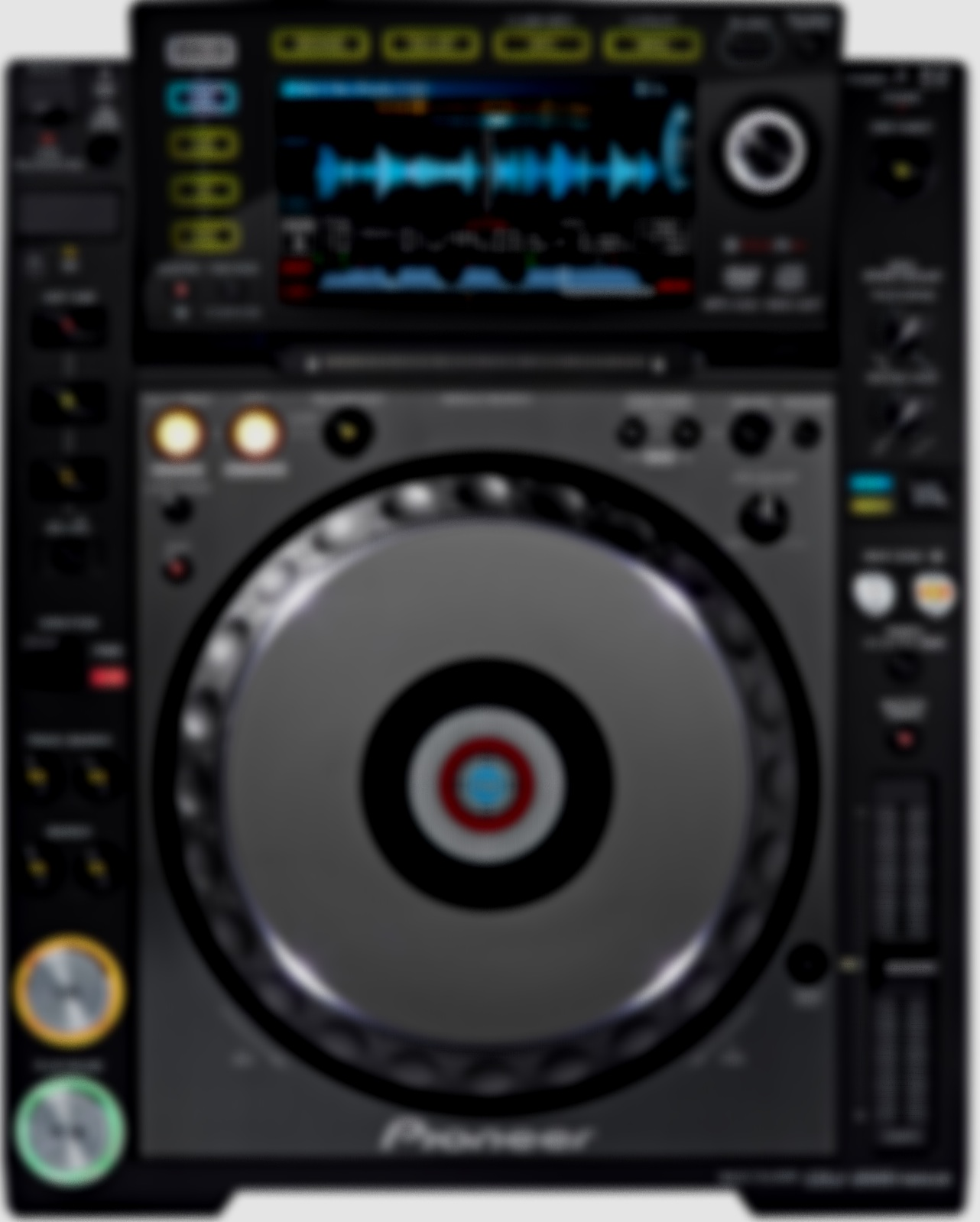 Deejaying -