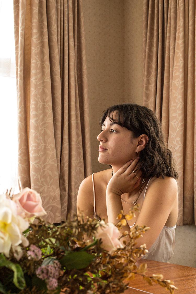 Photography:  Luke Kerr  Model:  Ella Waterhouse
