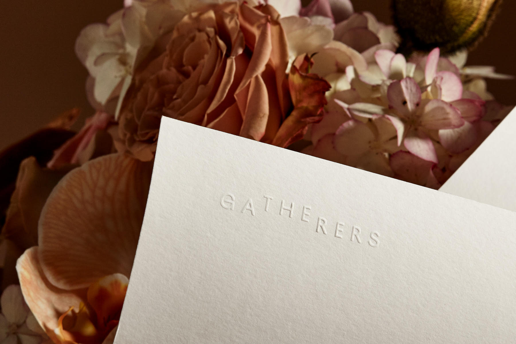 The Gatherers Branding