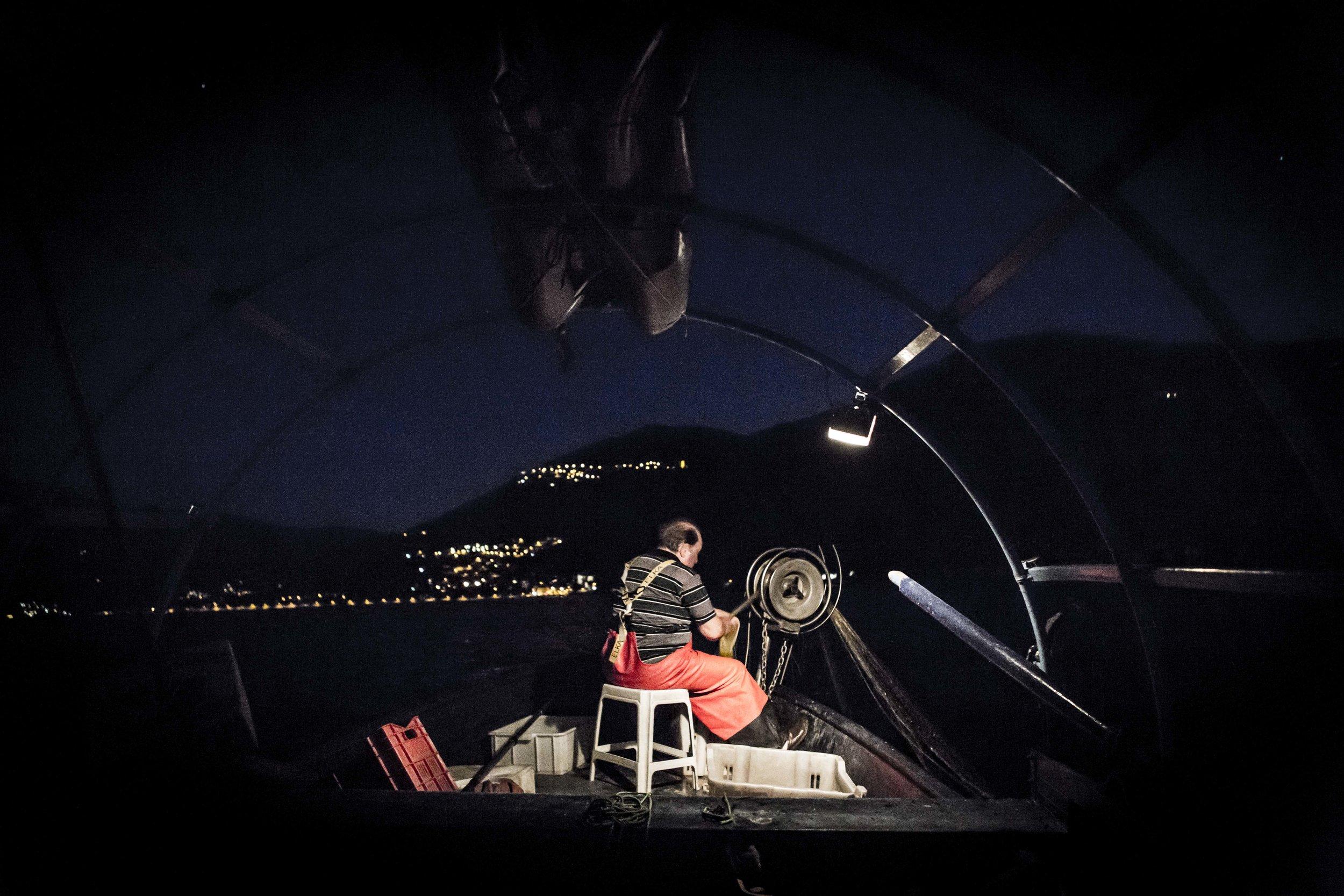 The last fishermen of Lago Maggiore -