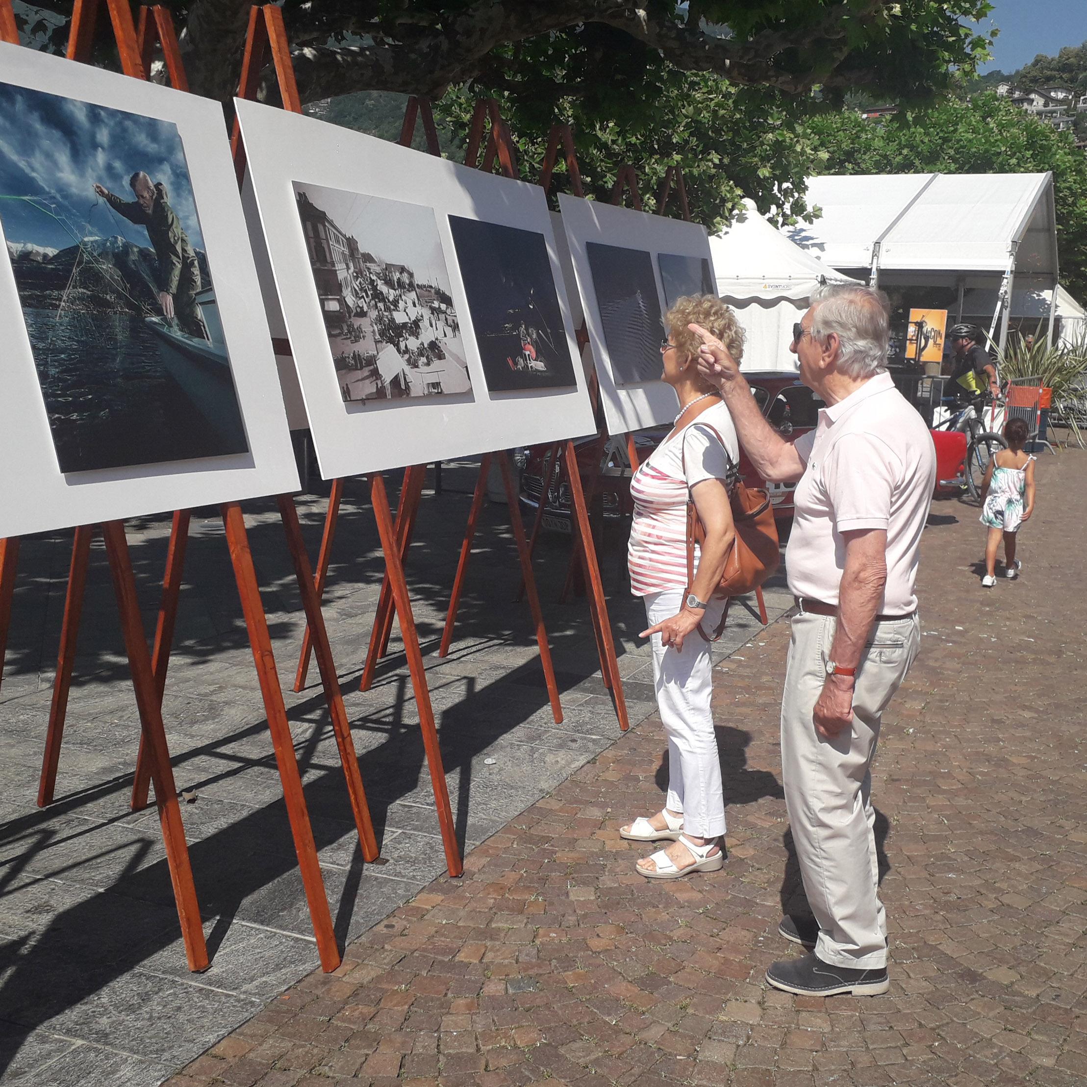 Ascona, 01.07.2018 - Piazza Giuseppe Motta 37, 6612 Ascona