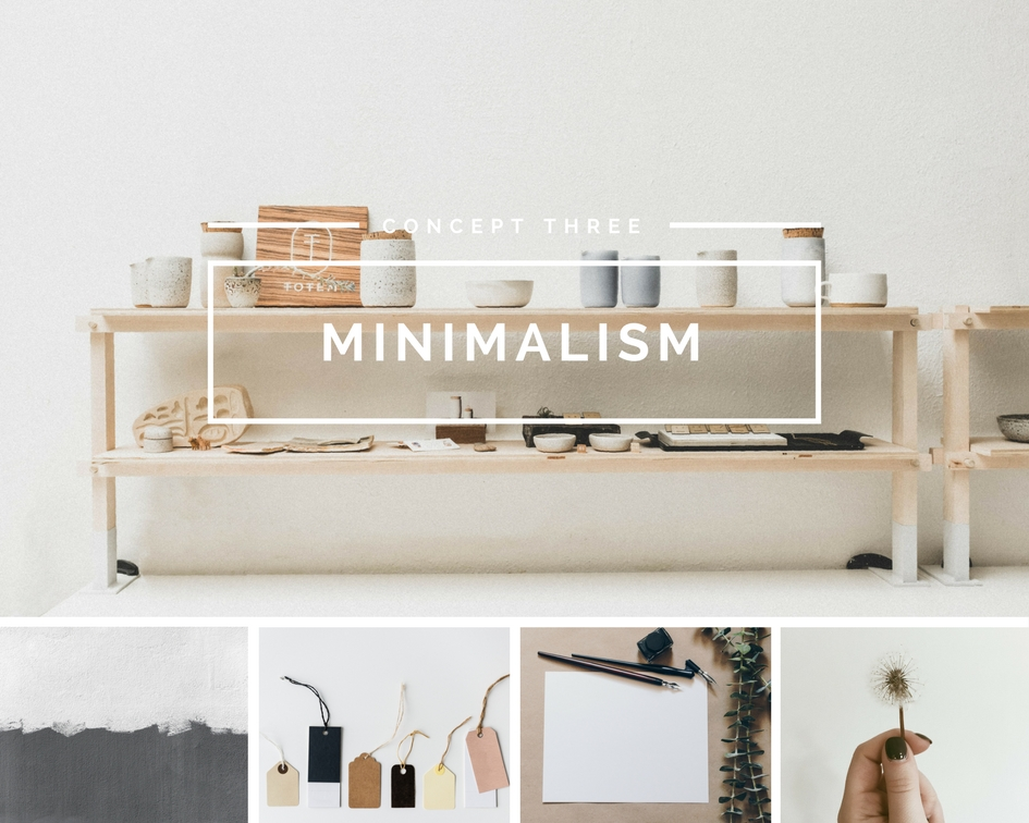 Japanese beauty concepts - Minimalism in design and the number of beauty products in a routine. A focus on less is more and effective ingredients over intensive layering.