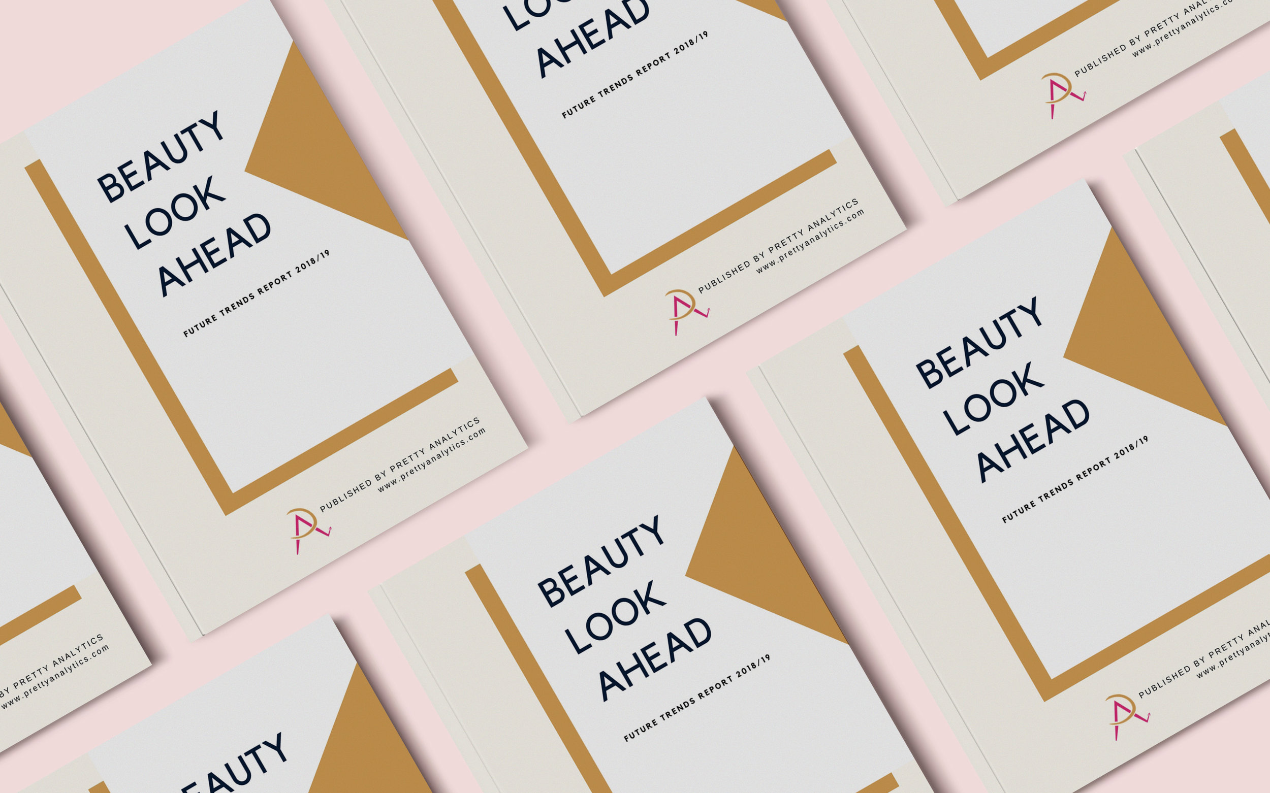- BEAUTY LOOK AHEAD - a future trends report