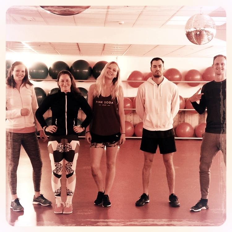 Modules leiden op tot tot fitnessinstructor of fitness op muziek instructor.