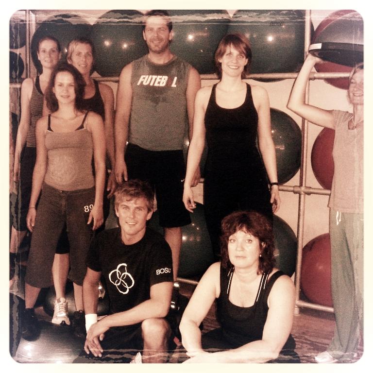 Iedereen is welkom: leden en niet-leden van de Fitness Factory.