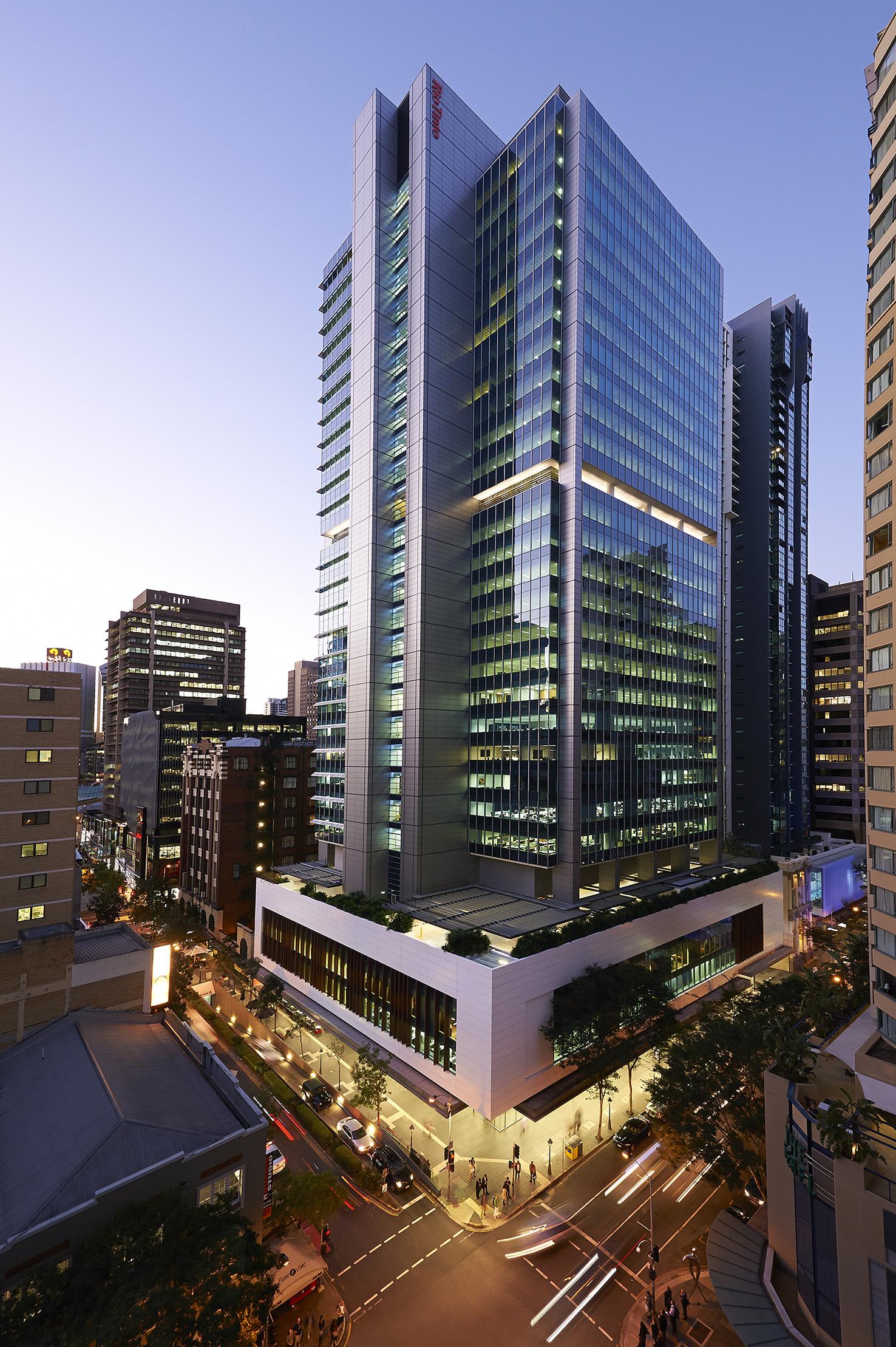 123 Albert Street, Brisbane -