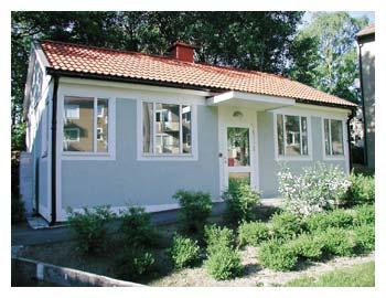 hökarängen - Byggnadsår 2000Består av tre fintvätt-och en grovtvättstugaBeställare: Stockholmshem