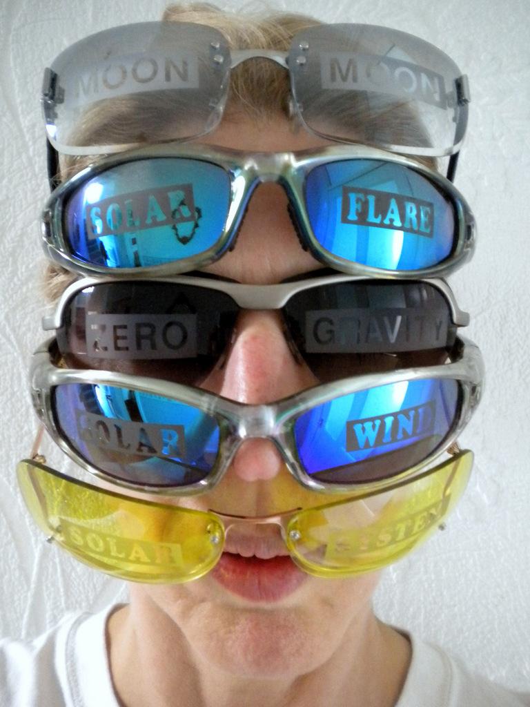 Protective Eyewear - Alien Species