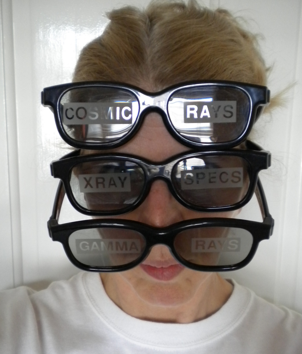 Protective Eyewear - Space Travel