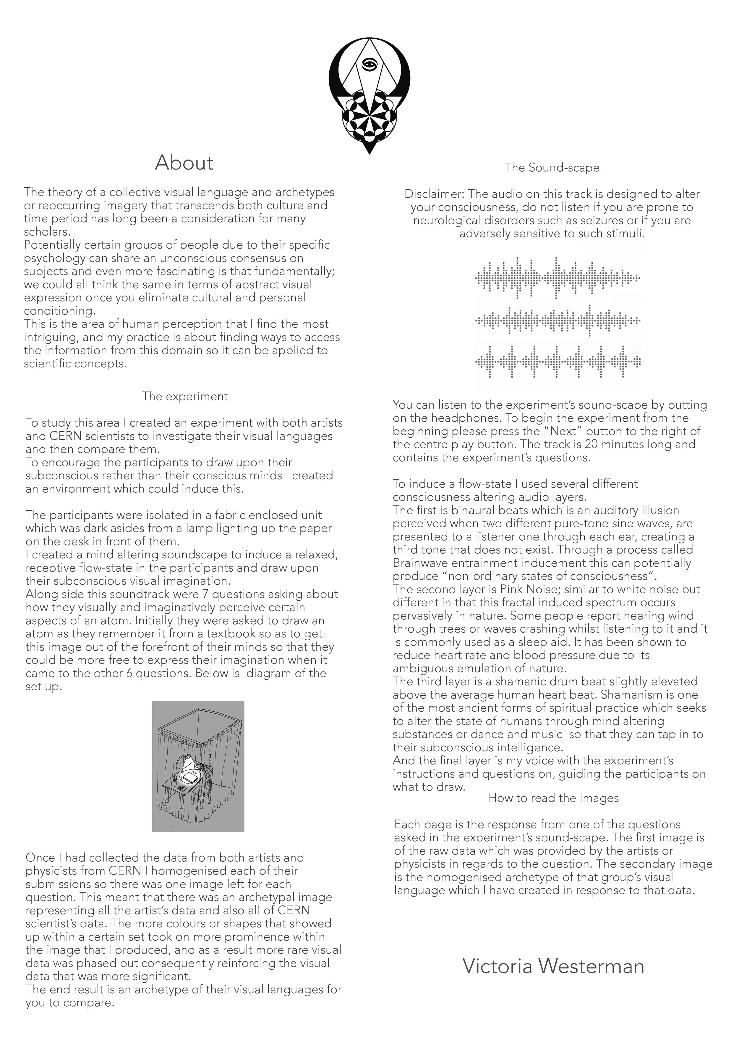 Archetypes of the Atom