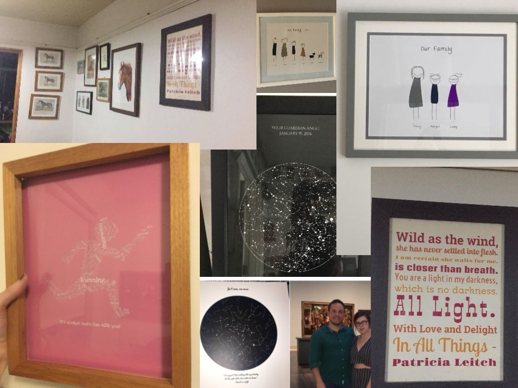 Prints at home - Here's just a selection of the pictures we've received so far. We can't wait to see yours!