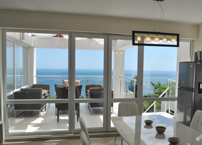 Amazing sea views from every room