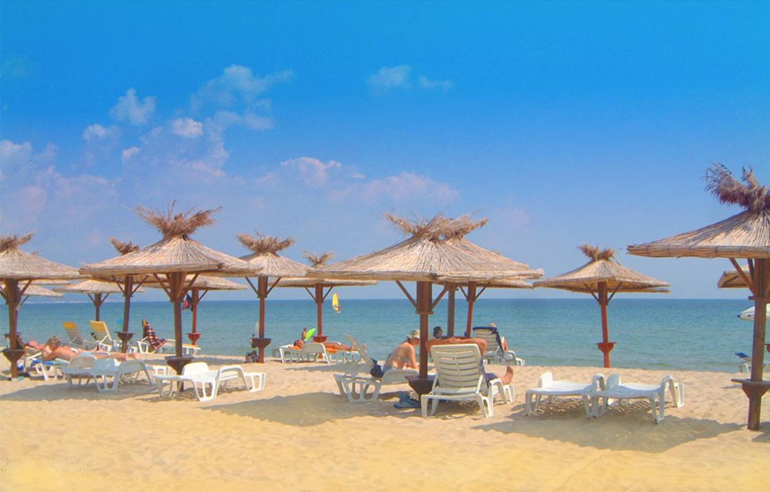Albena's Blue Flag beach