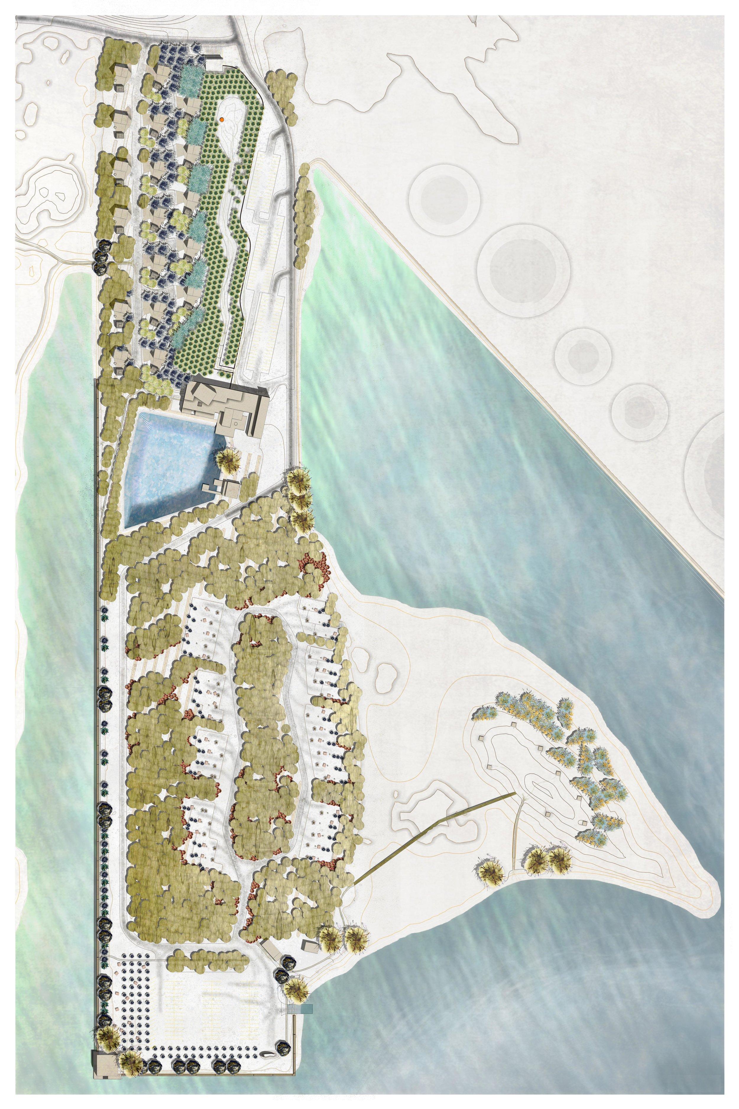 Dock 7 master plan