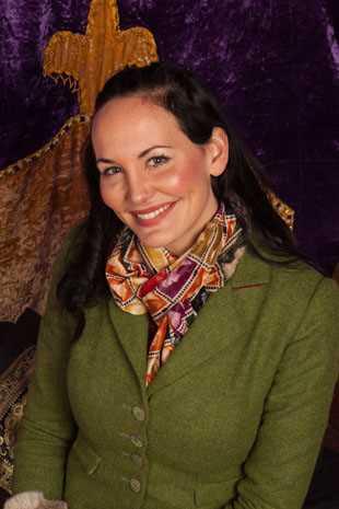 Katherine Hudson, CEO & Founder The Arabian Tent Company