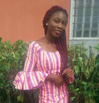 Eden Benibo, Youth Ambassador