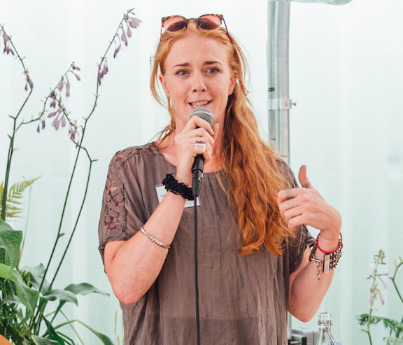 Charlotte Dillon, Co-Founder RoundTable Global