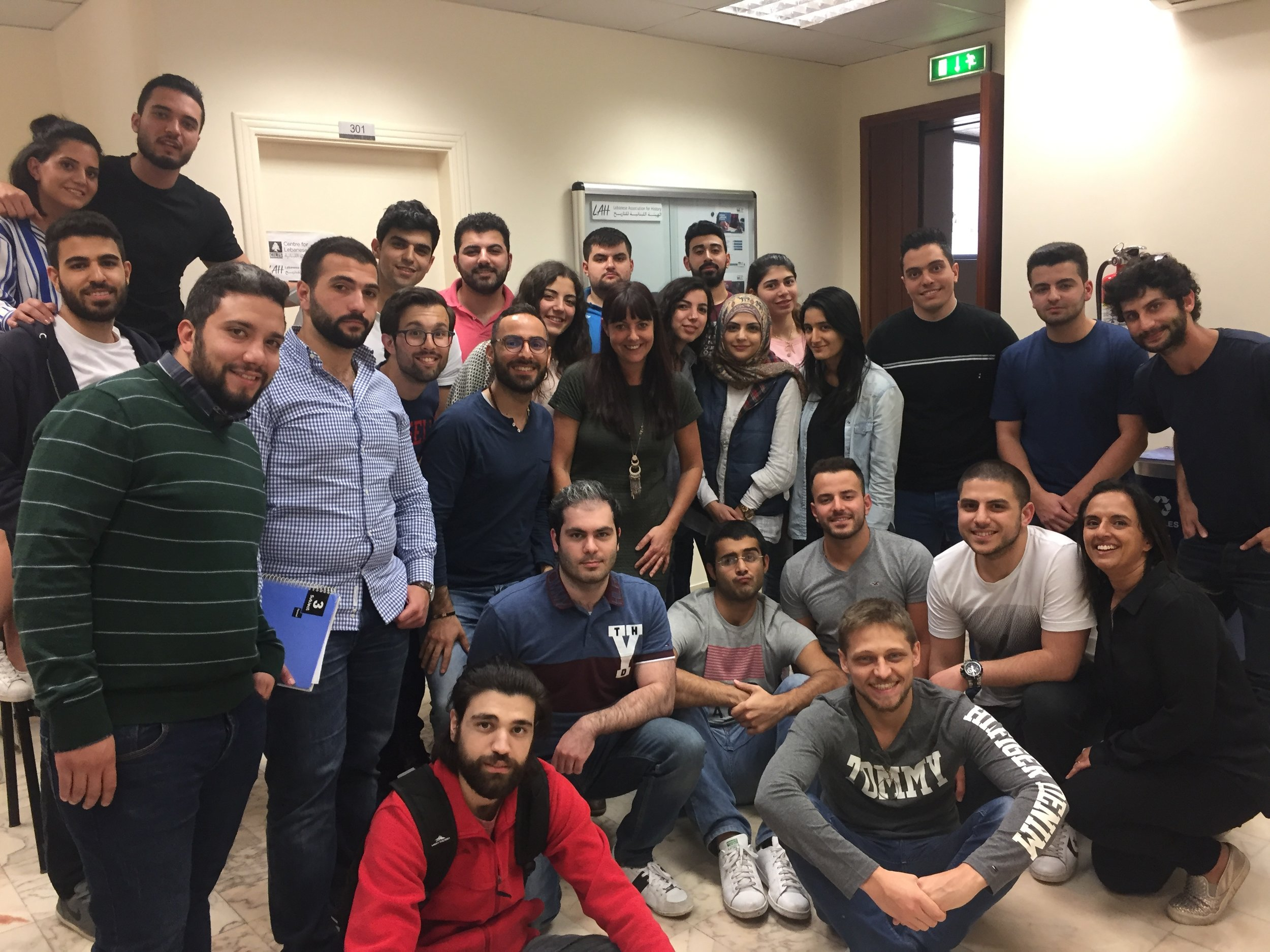 SAP YPP Beirut