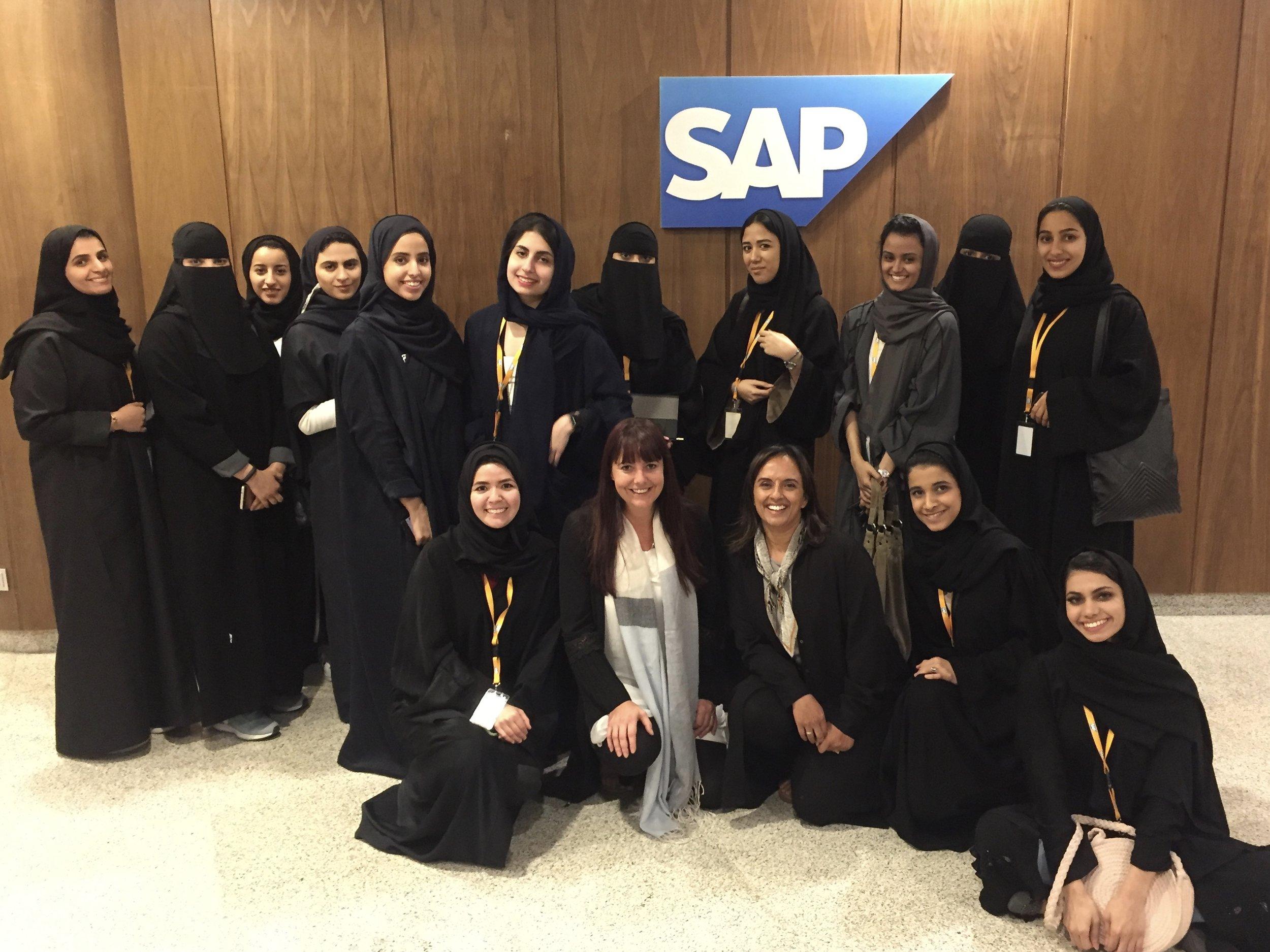 Empowering Women In Saudi Arabia