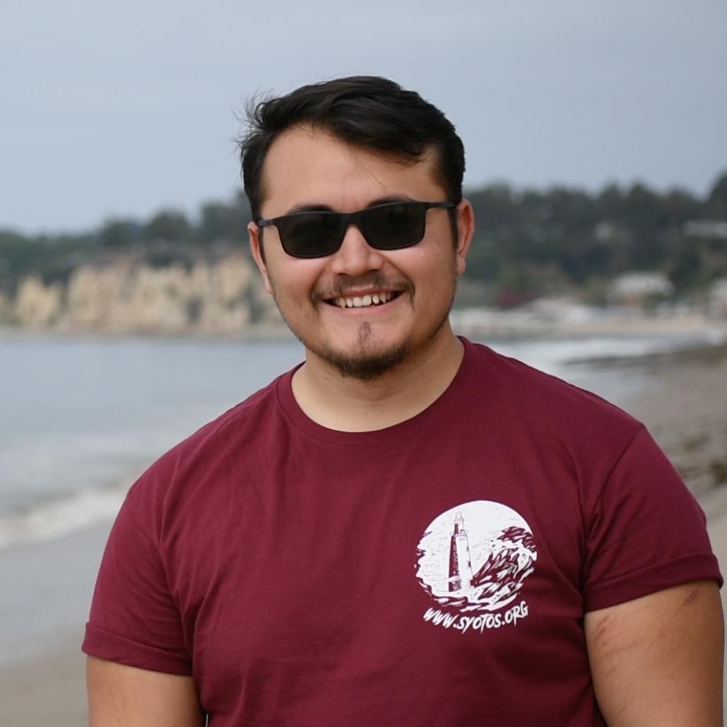 Brayan Del Castillo, Youth Ambassador