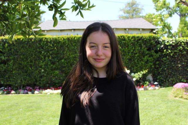 Sophie Muncy, Global Youth Ambassador
