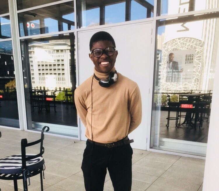 Kgotso Hope Lekau, Global Youth Ambassador