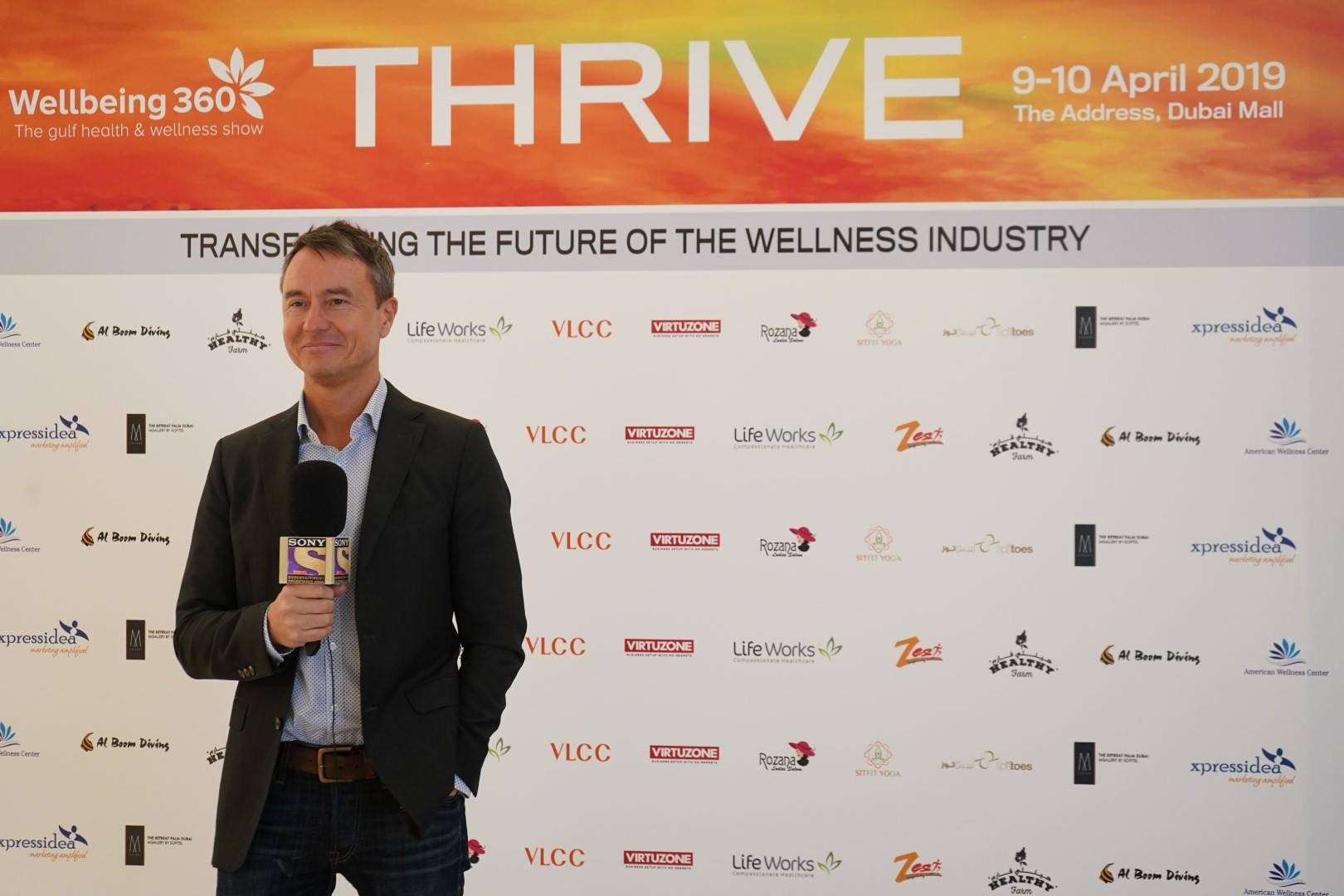 Denis Murphy - Thrive Networking Event