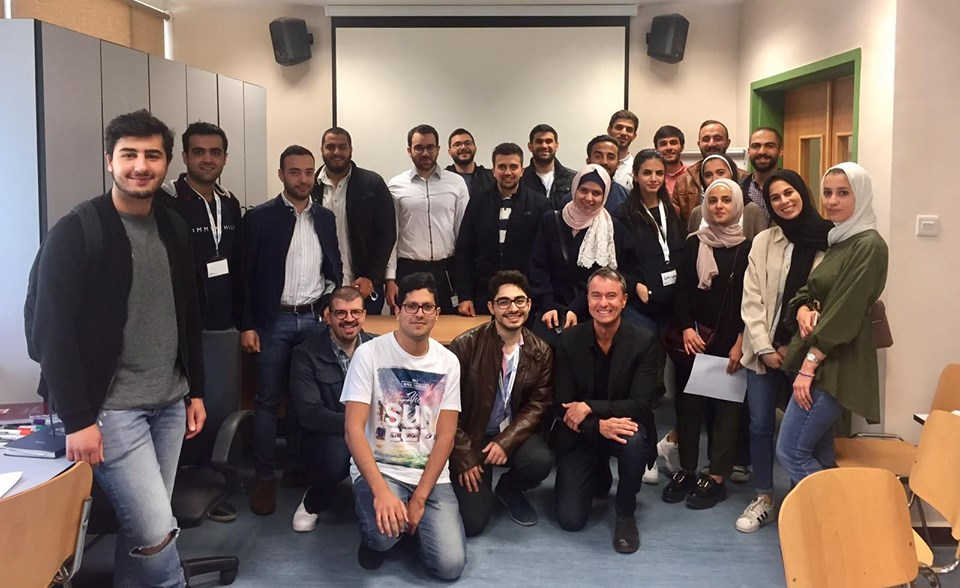 SAP young professionals Jordan