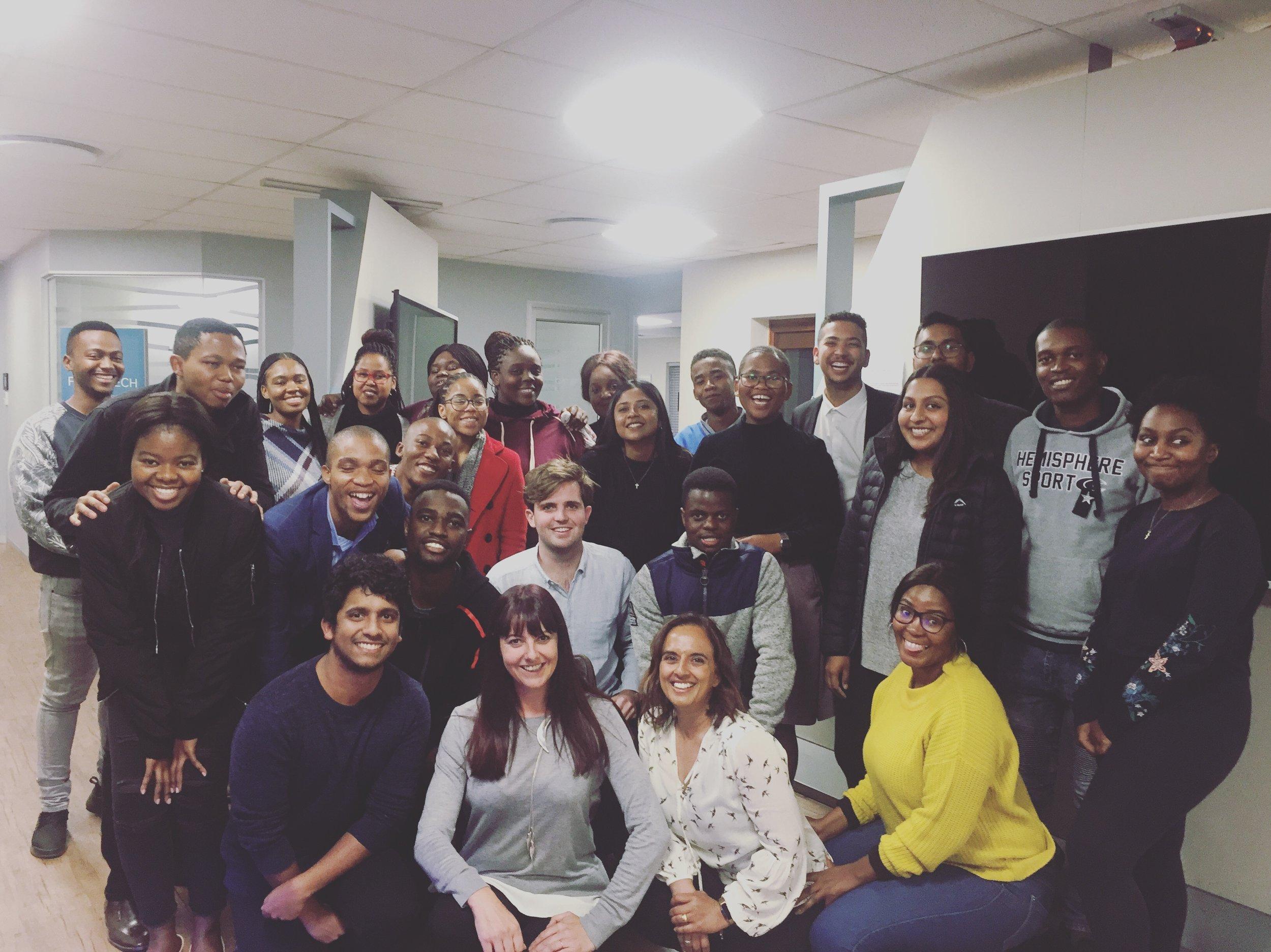 SAP YPP Johannesburg