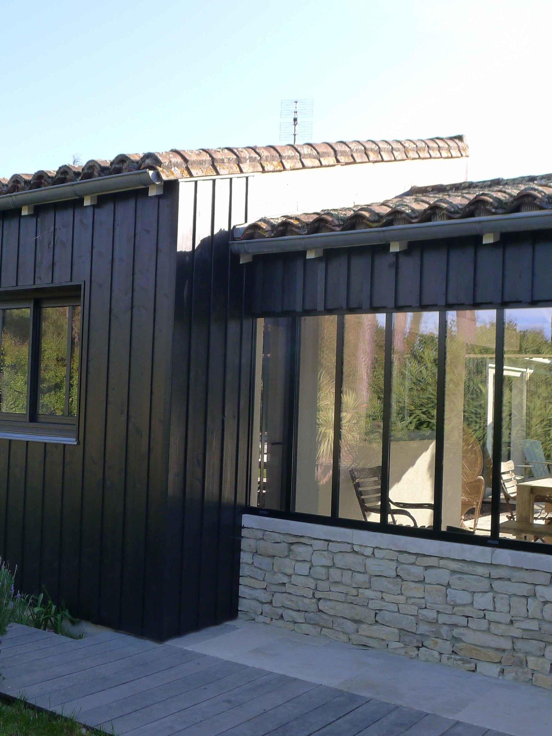 Surélévation Extension Terrasse bois Bardage bois Pergolas / Auvent - VOIR NOS RÉALISATIONS