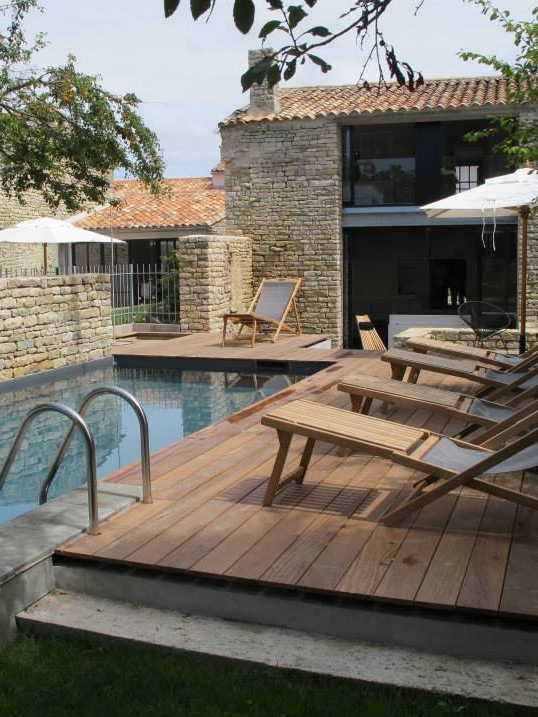 Agencement extérieur - Terrasse bois, Tables, Chaises ...VOIR NOS RÉALISATIONS
