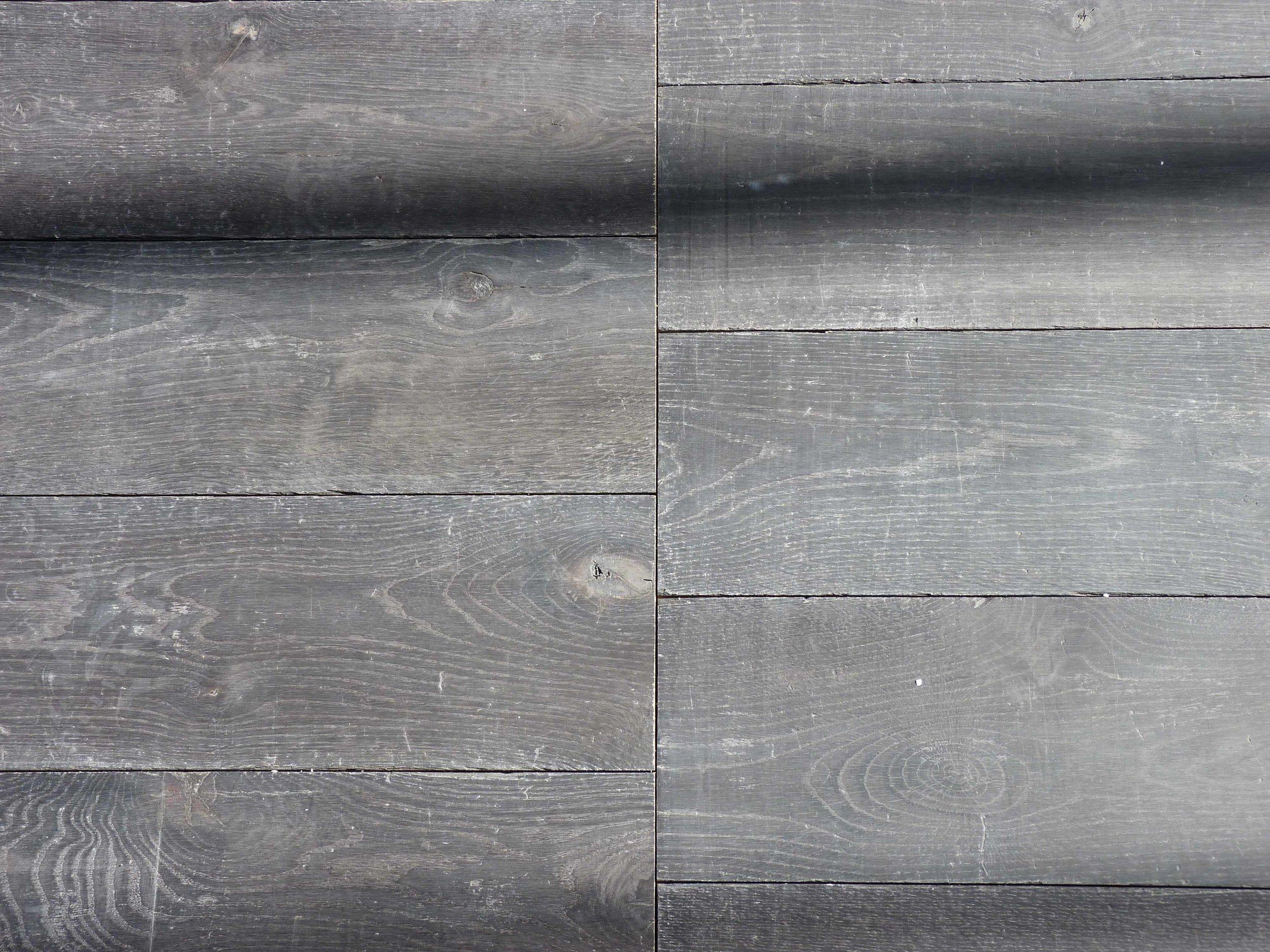 Chêne contrecollé modèle antico design noir