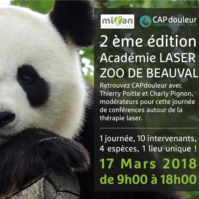 31 janvier 2018 - Conférences au zoo de Beauval.