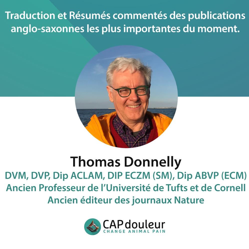 22 novembre 2017 - Les articles de Tom Donelly.