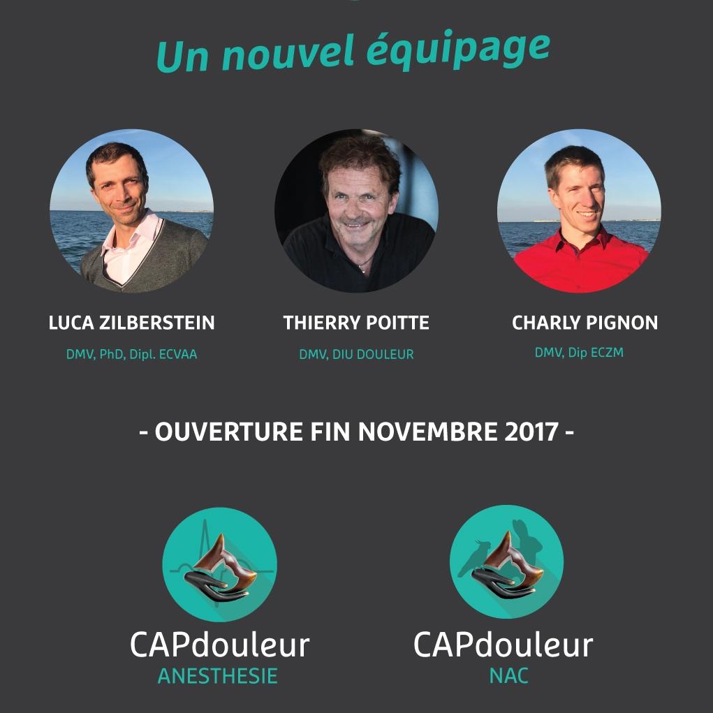 11 octobre 2017 - Un nouvel équipage...