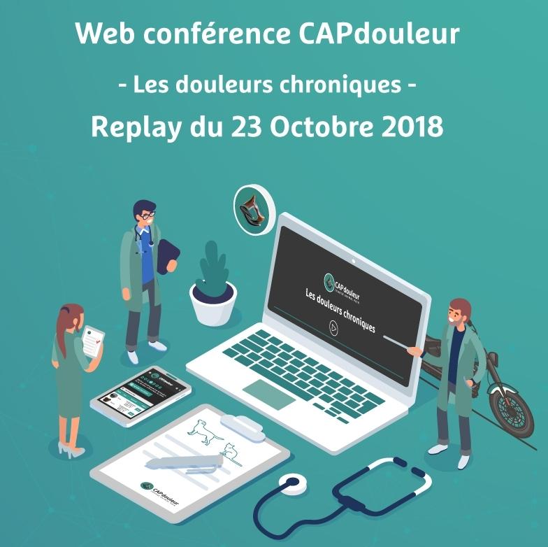 26 octobre 2018 - WEB CONFÉRENCE en replay