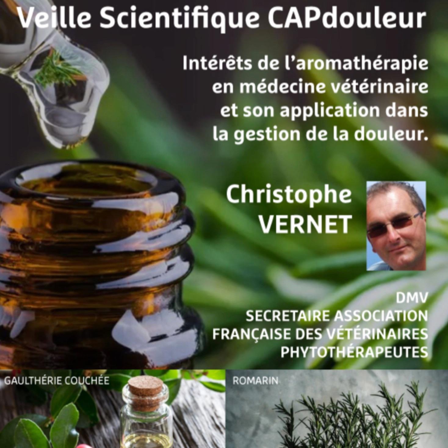 6 JUIN 2019 - Intérêts de l'aromathérapiePartenariat Huiles Essentielles CEVA