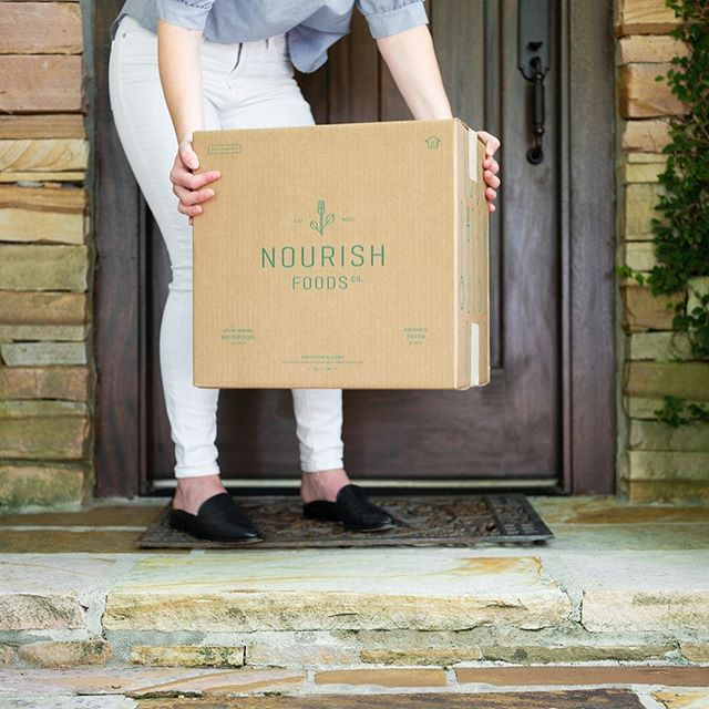 With Nourish Foods, the only work you'll do to enjoy expertly prepared, southern inspired dishes, is carry the box from your doorstep to the kitchen counter.⁠ .⁠ .⁠ .⁠ #nourishfoods #southernfood #chefprepared #mealdelivery #eatwell #healthyeating #easymeals #freshfood
