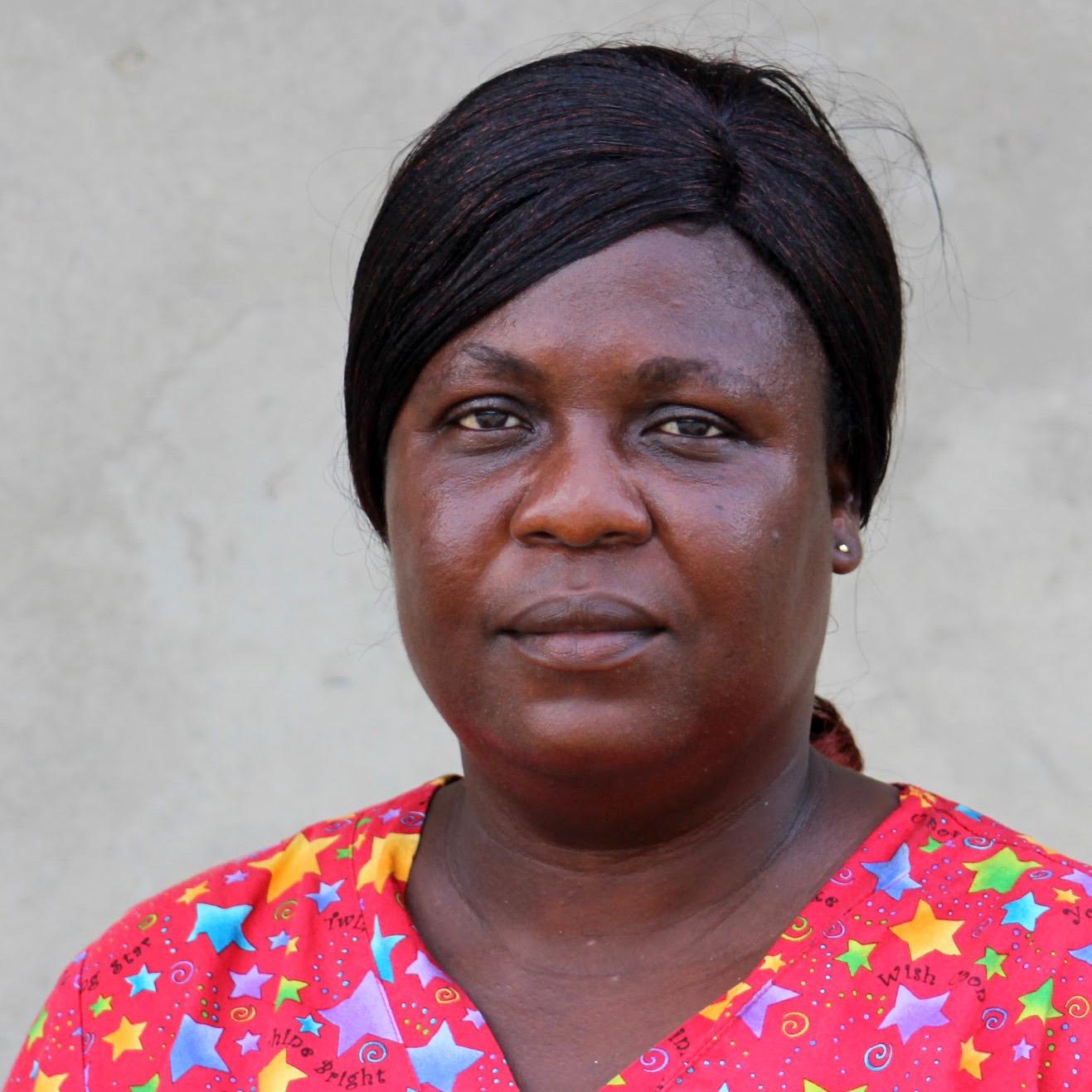 Oretha Flomo   Medical Coordinator